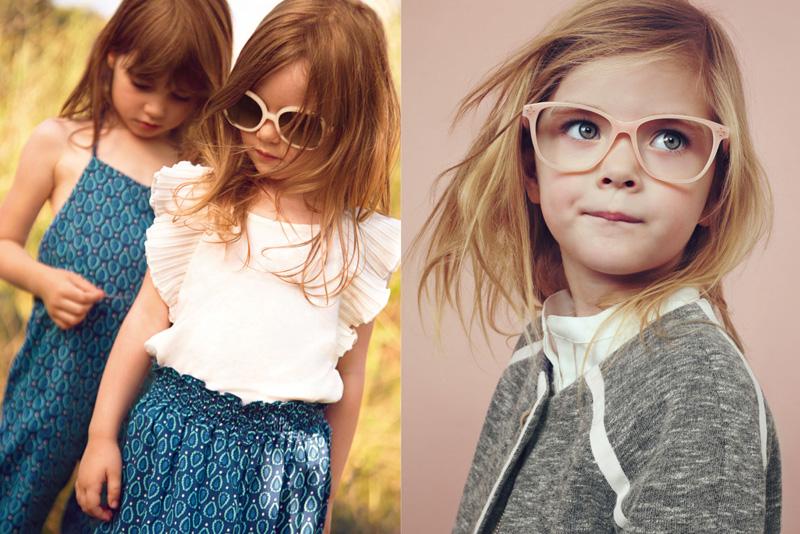 Chloé Junior, elegancia para conquistar las miradas de las niñas