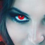 Lentes de contacto para Halloween de Disop