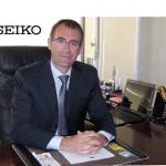 Óscar Burgueño, nuevo Country Manager de SEIKO Optical España