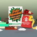 Farmaoptics celebra la navidad con un nuevo escaparate