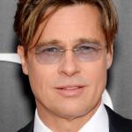 """Brad Pitt y Silhouette, protagonistas de la película """"La Gran Apuesta"""""""