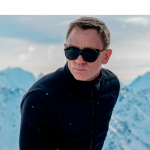 Modelo Glacier: las gafas de James Bond