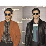 Jon Kortajarena y Ethan Peck lucen gafas Salvatore Ferragamo
