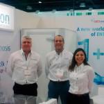 Microson y Gaes Audiotest, presentes en el Pabellón Oficial ICEX de Arab Health