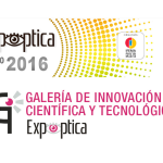 I Convocatoria de la Galería de Innovación Científica y Tecnológica en ExpoÓptica