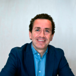 Javier Carceller, director general de Opticalia