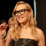 Kate Winslet en los Oscar con Salvatore Ferragamo