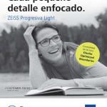 Cione distribuidor exclusivo de ZEISS Progresiva Light para España y Portugal