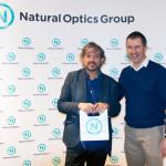 Carles Capdevilla visita Natural Optics