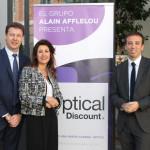 El grupo Alain Afflelou amplía su negocio con la adquisición de Optical Discount