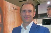 Óscar Burgueño, Country Manager de Seiko Optical España