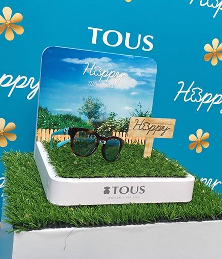 Happy Sol Lookvision Óptica Nuevas Presenta De Revista Las Tous Gafas 7yvY6bfg