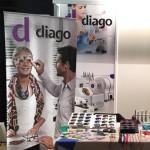 Diago acude a ExpoCecop por primera vez