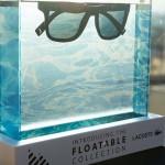 Lacoste Floatable, las primeras gafas con montura flotante
