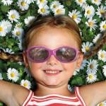 Claves para comprar gafas de sol para niñas