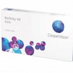 CooperVision presenta las lentes de contacto Biofinity® XR toric