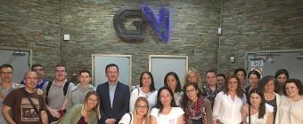Grupo GN se vuelca con los estudiantes de Audioprótesis