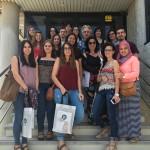 Visita de los estudiantes de la FOOT a Prats