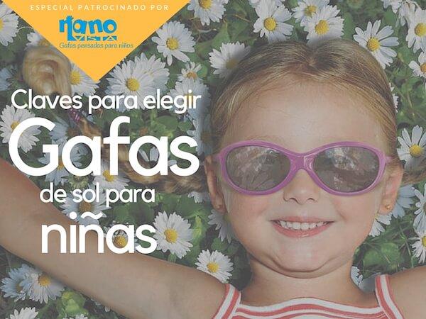 Gafas de sol para niñas