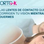 Nueva web para especialistas en Orto-k y usuarios finales