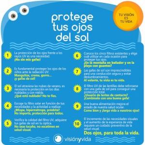 6c0db29567 Cómo cuidar tus ojos en verano - Revista óptica Lookvision