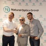 Eduard Estivill visita Natural Optics Group