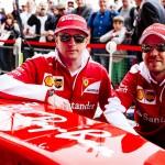Ray-Ban pone su firma en los coches de Ferrari de Fórmula 1
