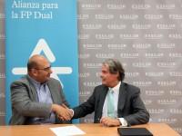 El Grupo Essilor se adhiere a la Alianza para la FP Dual