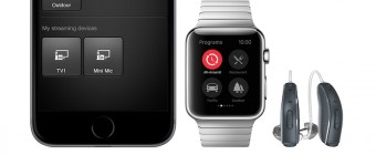 ReSound LiNX2 RS Smart app Apple Watch Program iPhone6 Pair