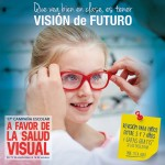 Comienza la 17ª Campaña Escolar a Favor de la Salud Visual de Fund. Alain Afflelou