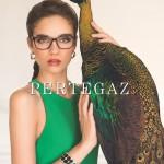 Pertegaz seduce con el simbolismo y color del pavo real de jade