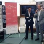El diseñador Jesús Segado presenta su colección de gafas