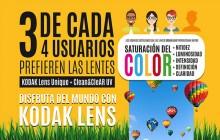 Colores más vivos y brillantes con Kodak Lens
