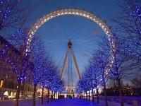 Los ganadores del concurso de escaparates Eyezen disfrutan del Londres más fobo