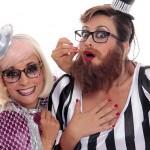 Piamonte ¡Qué locura de gafas!… ¡Qué locura de circo!
