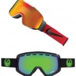 Dragon y Nike by Marchon, las máscaras más cool para la nieve