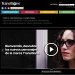El portal profesional de Transitions sigue creciendo y apoyando a ópticos