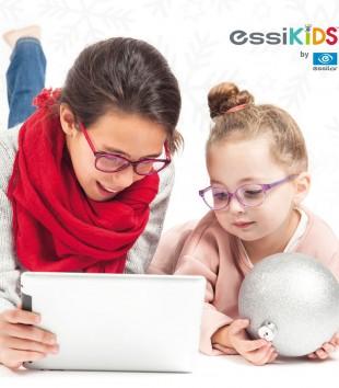 EssiKids de Essilor, las gafas para niños que cautivan este año