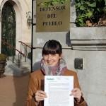 FEDAO recibe acuse de registro de la queja presentada ante el Defensor del Pueblo