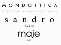 Acuerdo entre Mondottica y SMCP Group para desarrollar las colecciones eyewear de Sandro y Maje