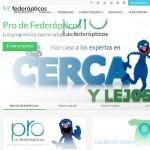 Federópticos renueva su web incorporando Saludvisión