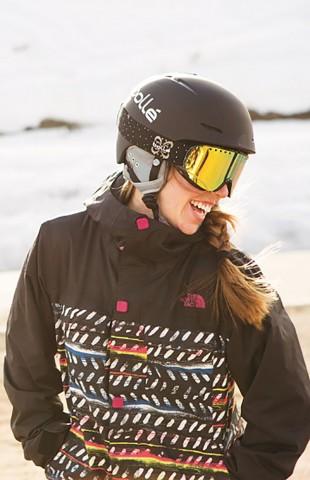 Bollé Scarlett, la máscara más femenina para la nieve