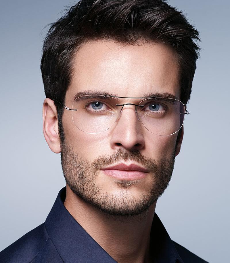 gafas graduadas hombre tendencias