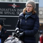 Nicole Kidman luce una bolsa de viaje Longchamp