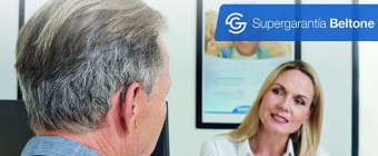 """La """"Supergarantía"""" Beltone protege al usuario ante la pérdida, robo o rotura de sus audífonos"""