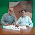 Farmaoptics renueva su relación comercial con De Rigo Vision