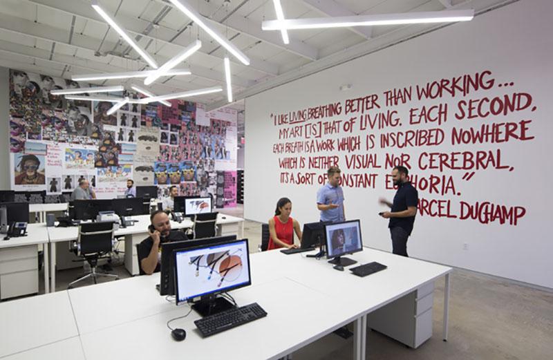 Etnia barcelona inaugura sus nuevas oficinas en miami for Oficina patentes y marcas barcelona