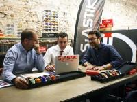 Alex Cabré, Xavier Arall y Juan Carlos Rituerto, Slastik