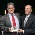 CECOP recibe el reconocimiento como colaborador de OPTOM