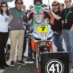 41 eyewear con el motociclismo español
